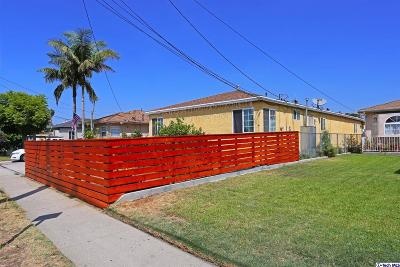 Inglewood Residential Income For Sale: 3425 West 113 Street