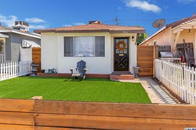 Burbank Single Family Home For Sale: 3310 West Chandler Boulevard
