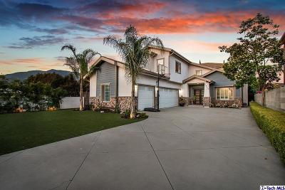 Altadena Single Family Home For Sale: 2470 Windsor Avenue