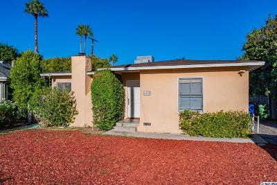 Tarzana Single Family Home For Sale: 5400 Veloz Avenue