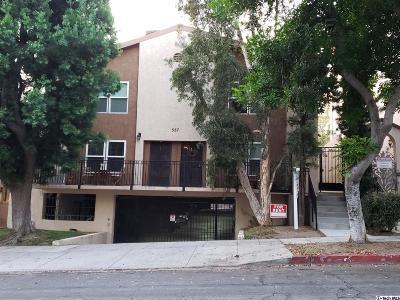 Burbank Condo/Townhouse For Sale: 557 East San Jose Avenue #7