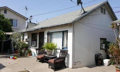 Los Angeles Single Family Home For Sale: 1301 South Arizona Avenue