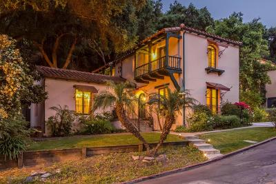 South Pasadena Single Family Home For Sale: 1320 Indiana Avenue