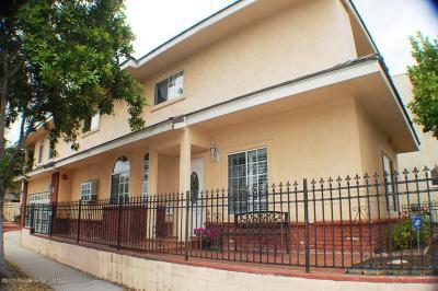 Glendale Single Family Home For Sale: 1477 East Wilson Avenue
