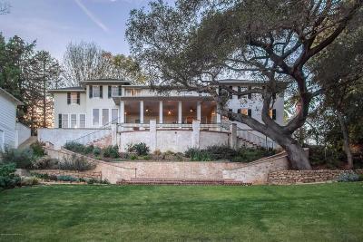 Pasadena Single Family Home For Sale: 1234 Hillcrest Avenue