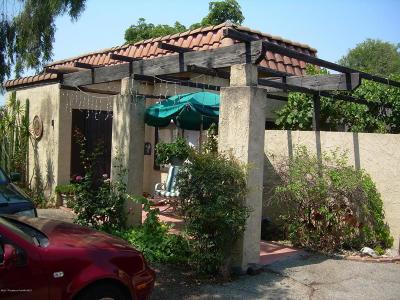 Pasadena Single Family Home For Sale: 1845 North Oxford Avenue