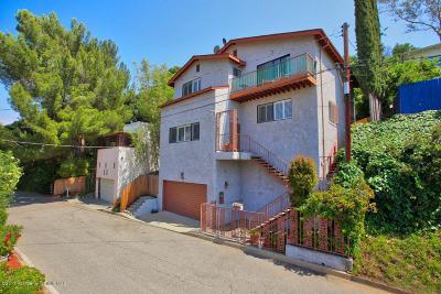 Eagle Rock Single Family Home For Sale: 1022 Rockdale Avenue