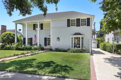 Pasadena Single Family Home For Sale: 2166 Las Lunas Street