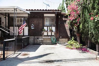 South Pasadena Single Family Home For Sale: 766 Monterey Road