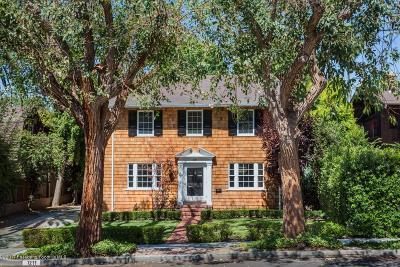 Pasadena Single Family Home For Sale: 1211 Avoca Avenue