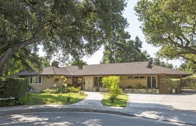 Pasadena Single Family Home For Sale: 1106 Wabash Street