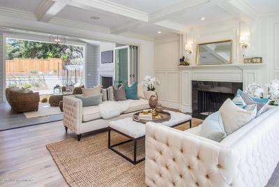La Canada Flintridge Single Family Home For Sale: 4959 Commonwealth Avenue