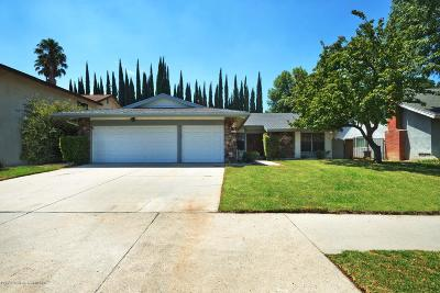 Chatsworth Single Family Home For Sale: 22044 Mayall Street