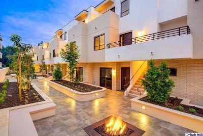 Pasadena Condo/Townhouse For Sale: 2428 East Del Mar Boulevard #107