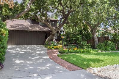 Sierra Madre Single Family Home For Sale: 209 Ramona Avenue