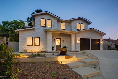 La Canada Flintridge Single Family Home For Sale: 4930 Revlon Drive