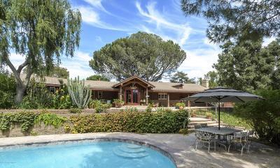 Shadow Hills Single Family Home For Sale: 10330 McBroom Street