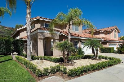 Glendale Single Family Home For Sale: 1026 Calle Azul