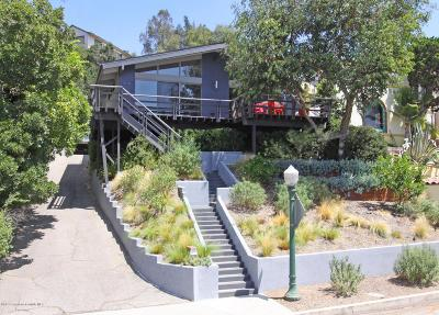 Glendale Single Family Home For Sale: 809 East Mountain Street
