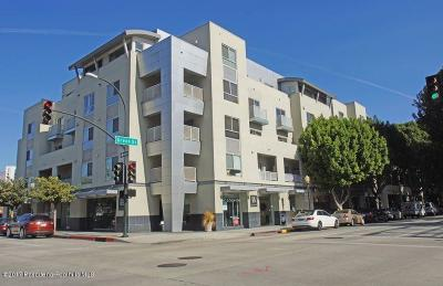 Pasadena Condo/Townhouse For Sale: 159 West Green Street #507A