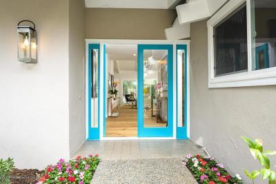 La Canada Flintridge Single Family Home For Sale: 4599 Hillard Avenue