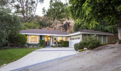 La Canada Flintridge Single Family Home For Sale: 5215 Crown Avenue