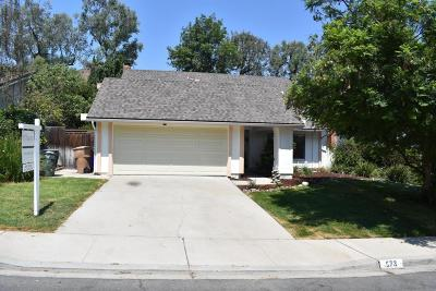 Single Family Home For Sale: 573 Los Vientos
