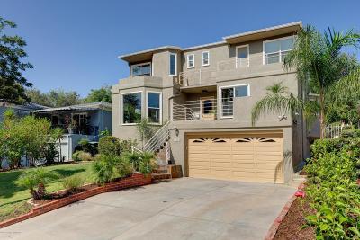 Pasadena Single Family Home For Sale: 539 Avenue 64
