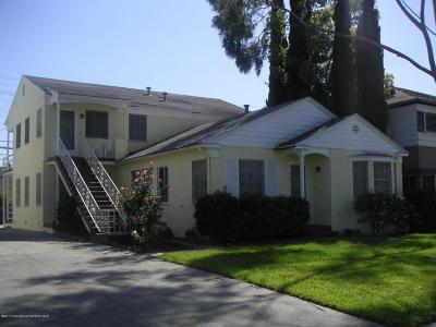 Glendale Rental For Rent: 678 West Glenoaks Boulevard