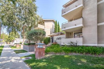 Pasadena Condo/Townhouse For Sale: 1000 East California Boulevard #302