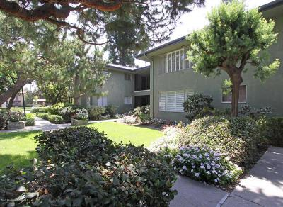 Pasadena Condo/Townhouse For Sale: 1207 South Orange Grove Boulevard