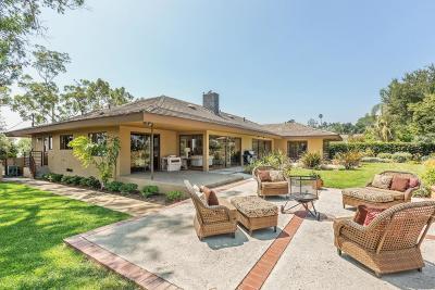 Pasadena Single Family Home For Sale: 1111 Church Street