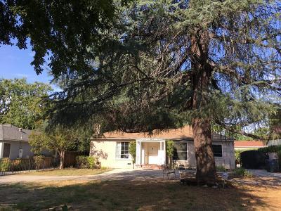 Pasadena Single Family Home For Sale: 295 South San Gabriel Boulevard