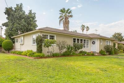 Arcadia Single Family Home For Sale: 2741 Gilpin Way