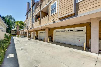 South Pasadena Condo/Townhouse For Sale: 634 Prospect Avenue #D
