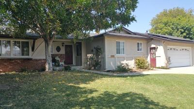 Northridge Single Family Home For Sale: 10017 Wish Avenue