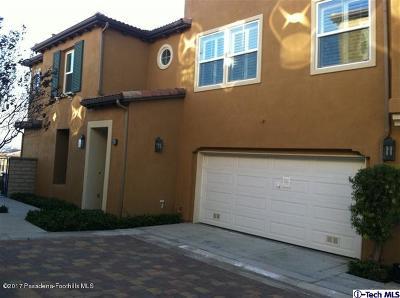 Stevenson Ranch Condo/Townhouse For Sale: 27024 Pebble Beach Drive