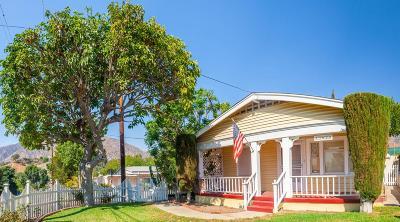 Sunland Single Family Home For Sale: 11028 Whitegate Avenue