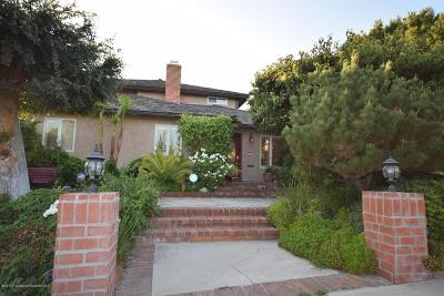 Burbank Single Family Home For Sale: 701 Andover Drive
