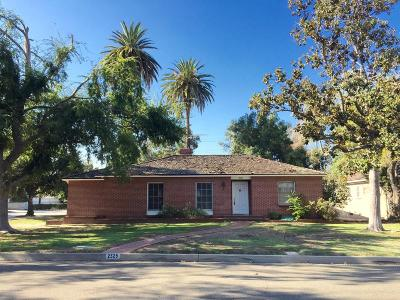 San Marino Single Family Home For Sale: 2525 Sycamore Drive