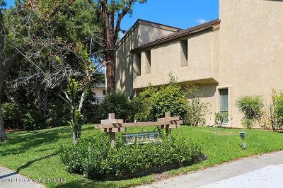 Arcadia Condo/Townhouse For Sale: 1015 Arcadia Avenue #2