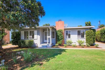 Arcadia Single Family Home For Sale: 11131 Daneswood Drive
