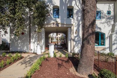 Pasadena Condo/Townhouse For Sale: 188 South Sierra Madre Boulevard #13