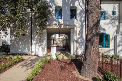 Pasadena Condo/Townhouse For Sale: 188 South Sierra Madre Boulevard #5