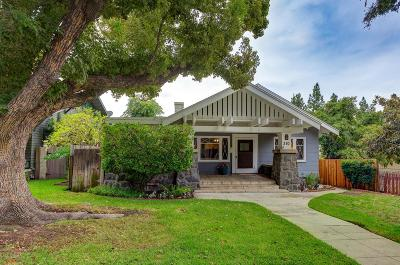 Monrovia Single Family Home For Sale: 310 East Wildrose Avenue