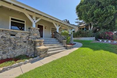 Los Angeles Single Family Home For Sale: 441 Holland Avenue