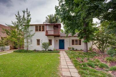 Pasadena Single Family Home For Sale: 426 South Berkeley Avenue