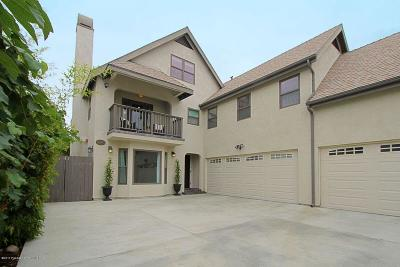 Pasadena Condo/Townhouse For Sale: 1451 Bresee Avenue