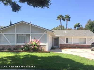 Simi Valley Single Family Home For Sale: 2293 Sebring Street