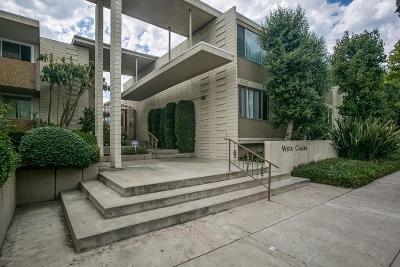Arcadia Condo/Townhouse For Sale: 1200 West Huntington Drive #31